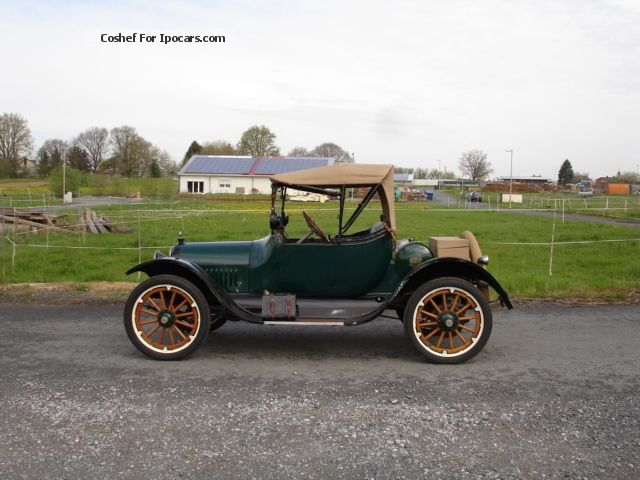 1915 Buick  C24 Roadster, rarity, value system, price negotiable! Cabriolet / Roadster Classic Vehicle photo