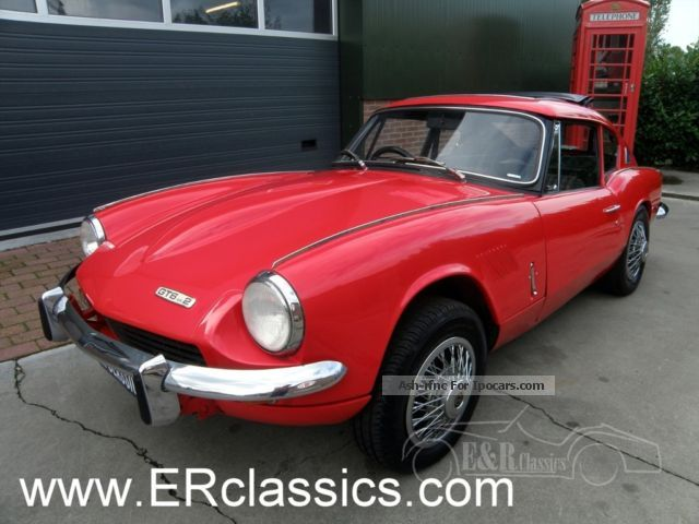 1969 Triumph  MKII 1969 in very good condition Sports Car/Coupe Classic Vehicle photo