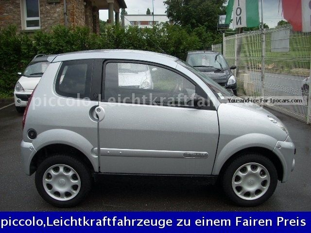 2009 Ligier  Aixam City Pack Diesel 45KM / h Small Car Used vehicle photo