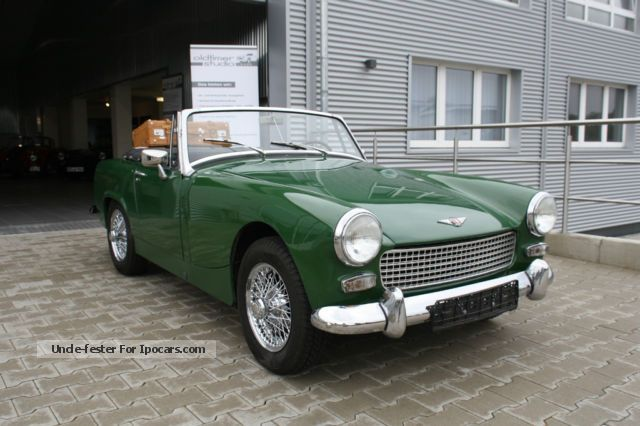 austin healey sprite car photo  specs