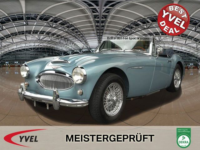 Austin Healey  3000 MK II Toprestauriert A real dream 1964 Vintage, Classic and Old Cars photo