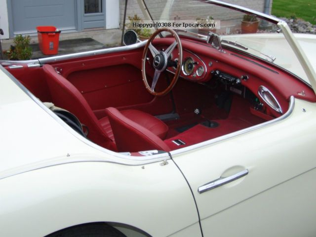 1958 Austin Healey  Other Cabriolet / Roadster Used vehicle photo
