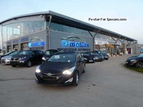 2011 Hyundai  i40 CRDi SW 115 Confort Pack sensation Estate Car Used vehicle photo