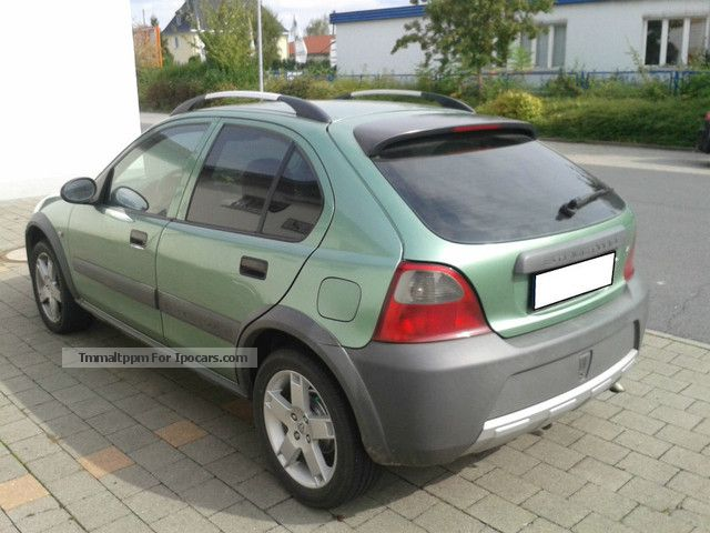 2003 Rover Streetwise Turbo Diesel Air 1hand Car Photo And Specs