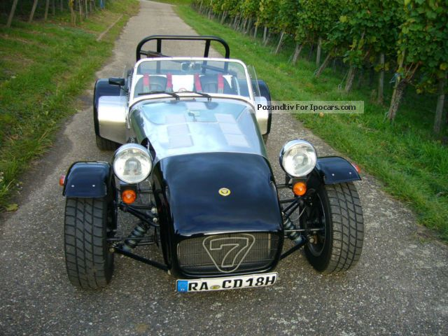 Caterham  Super Seven 1974 Vintage, Classic and Old Cars photo