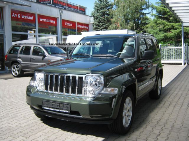2010 Jeep  Cherokee 2.8 CRD aut. \ Off-road Vehicle/Pickup Truck Used vehicle photo