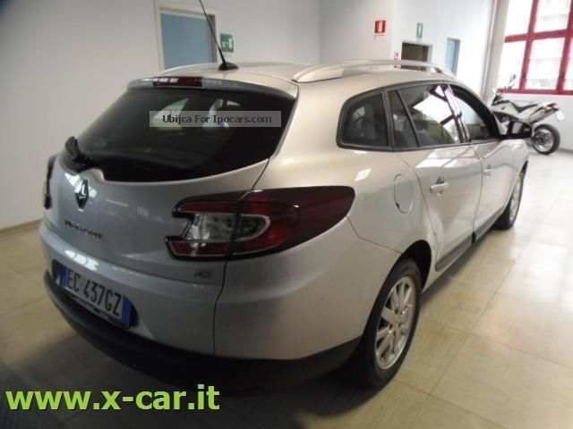 2010 renault megane 1 9 dci 130 cv sw luxe car photo and specs. Black Bedroom Furniture Sets. Home Design Ideas