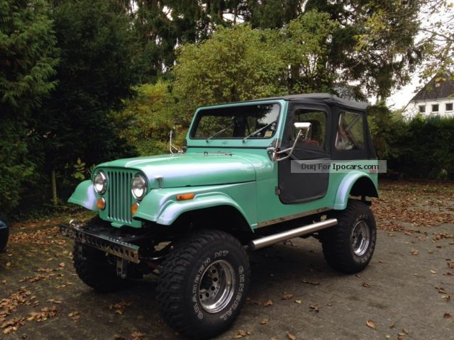 Jeep  CJ 1978 Vintage, Classic and Old Cars photo