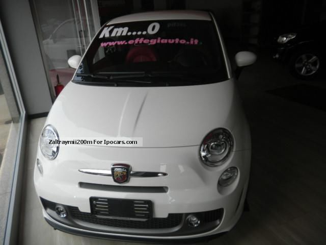 2013 Abarth  500 1.4 Turbo T-Jet 165 CV VERSIONE TURISMO Small Car Used vehicle photo