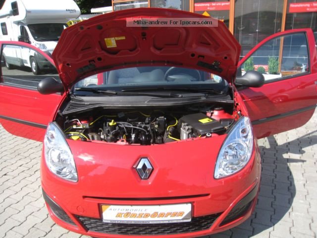 2008 renault twingo 1 2 authentique climate 4 car. Black Bedroom Furniture Sets. Home Design Ideas