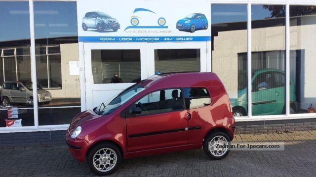 2005 Aixam  500.4 minivan moped car microcar diesel 45km / h Small Car Used vehicle photo