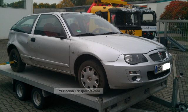 2007 Rover  25 Small Car Used vehicle (  Accident-free ) photo
