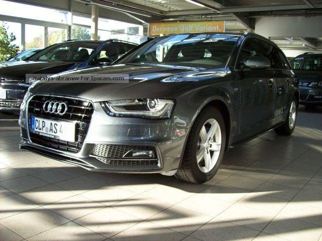 Audi a4 avant 20 tdi quattro 2013 usatax