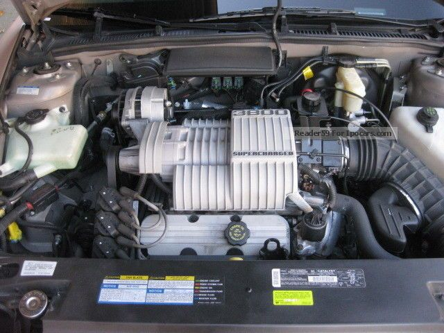 1995 Buick Riviera Supercharger  Car Photo and Specs