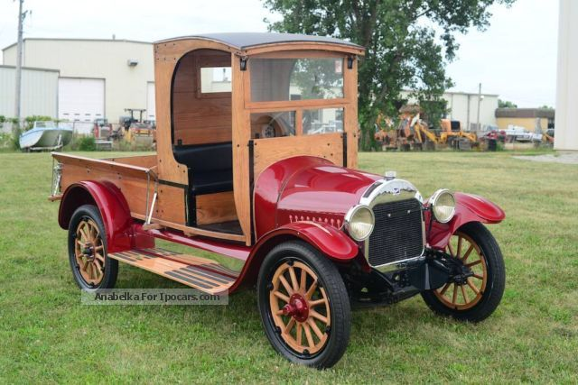 Buick  Pick Up Truck 1918 1918 Vintage, Classic and Old Cars photo