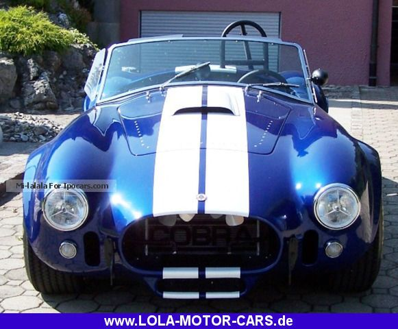 Cobra  COBRA 427 - AC Cars Ltd.. 1965 Vintage, Classic and Old Cars photo