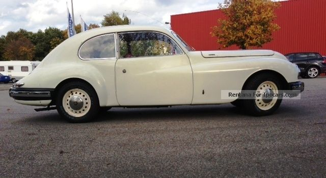 Aston Martin  Bristol 403 new MOT ~ ~ H-plate new tires 1953 Vintage, Classic and Old Cars photo