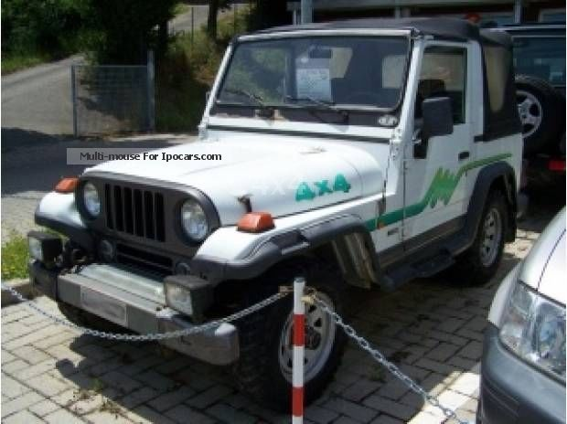 1997 Asia Motors  Rocsta 2.2 diesel Off-road Vehicle/Pickup Truck Used vehicle (  Accident-free ) photo