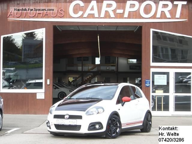 2008 Abarth  1.4 16V Turbo Small Car Used vehicle (  Accident-free ) photo