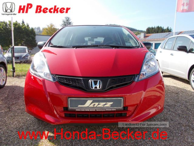 2013 Honda  Jazz 1.2 i-VTEC Cool Air Tageszulassung Small Car Pre-Registration photo
