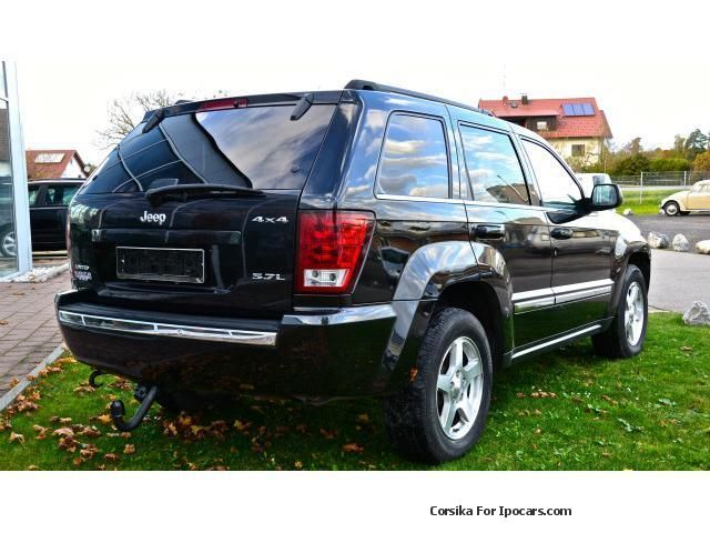 2005 jeep grand cherokee limited 5 7 v8 hemi 4x4 4wd lpg g. Black Bedroom Furniture Sets. Home Design Ideas