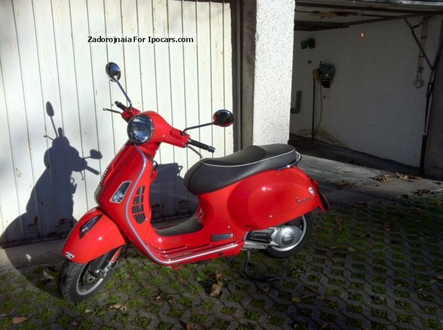 2009 Piaggio  Vespa Other Used vehicle (  Accident-free ) photo