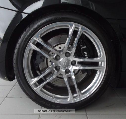 2010 Audi R8 Spyder 5.2 FSI Quattro R Tronic