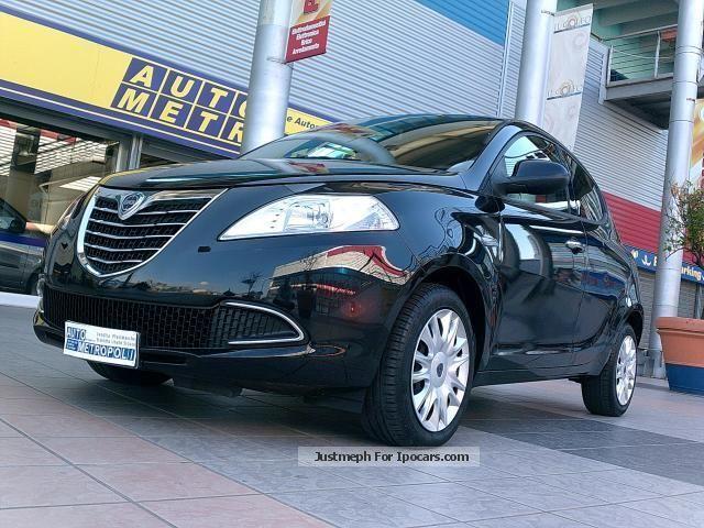 2012 Lancia  Ypsilon 1.2 69 CV 5p. GPL Ecochic gold Other Used vehicle photo