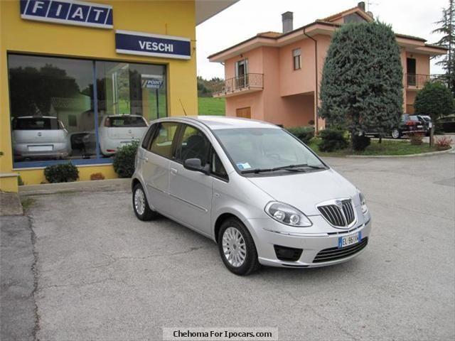 2012 lancia musa 1 4 16 v benzina diva car photo and specs - Lancia musa diva ...