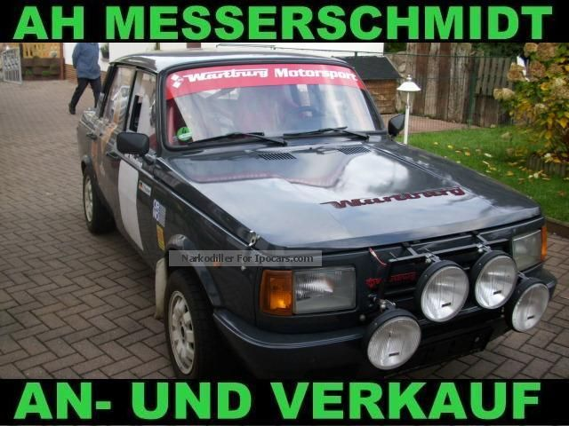 Wartburg  1.3 RALLY double Weber + street legal 2012 Race Cars photo