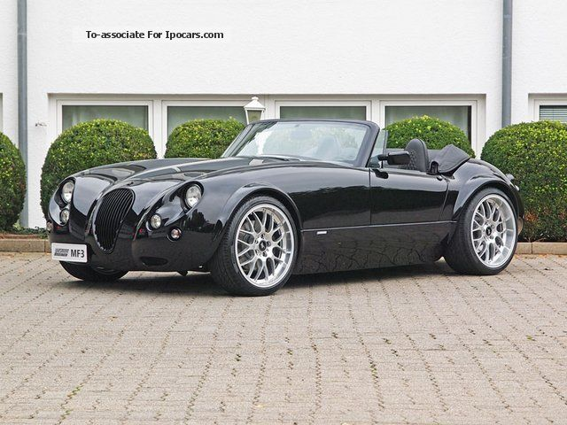 Wiesmann Vehicles With Pictures Page 4