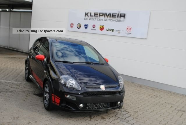 2013 Abarth  Grande Punto Punto 1.4 16V Multiai Small Car Demonstration Vehicle (  Accident-free ) photo
