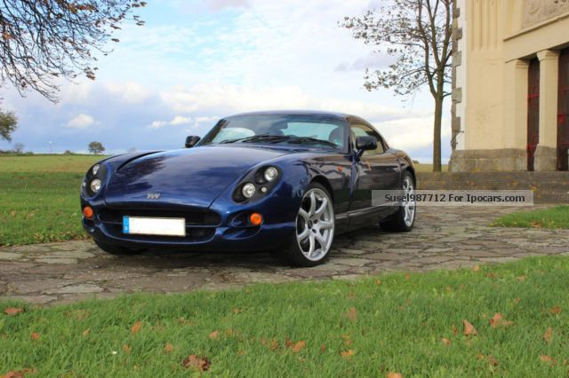 1998 TVR  Cerbera 4.5 Sports Car/Coupe Used vehicle(  Accident-free) photo