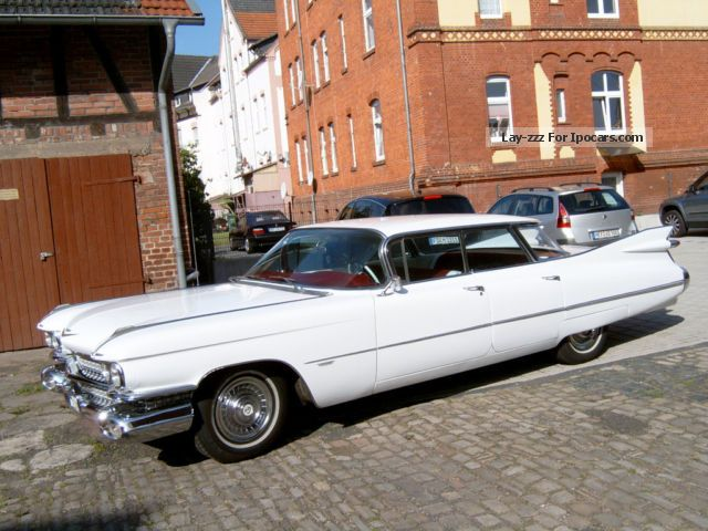 Cadillac  Seville 1959 Vintage, Classic and Old Cars photo