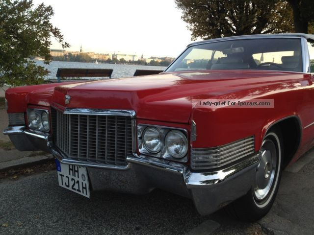 Cadillac  Deville 1970 Vintage, Classic and Old Cars photo