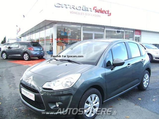 2012 Citroen  C3 1.4 HDi70 FAP Confort Saloon Used vehicle photo