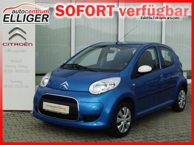 2010 Citroen  C1 1.0i 5-door CoolTech »AIR CONDITIONING · CD Player\ Small Car Used vehicle (  Accident-free ) photo