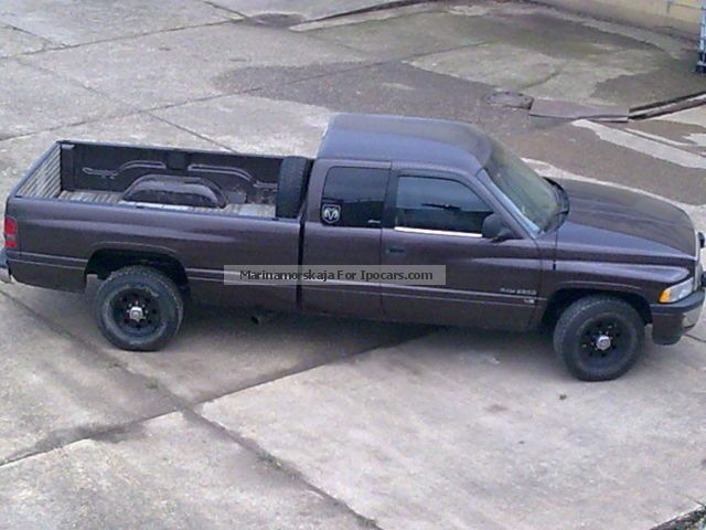 Dodge  RAM 2500 Longboard Prince LPG gas system 2012 Liquefied Petroleum Gas Cars (LPG, GPL, propane) photo