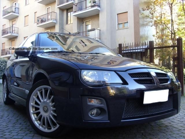 2005 mg zr 105 cat 3 porte sports car photo and specs for Porte saloon