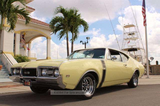 Oldsmobile  442 hardtop 1968 Vintage, Classic and Old Cars photo