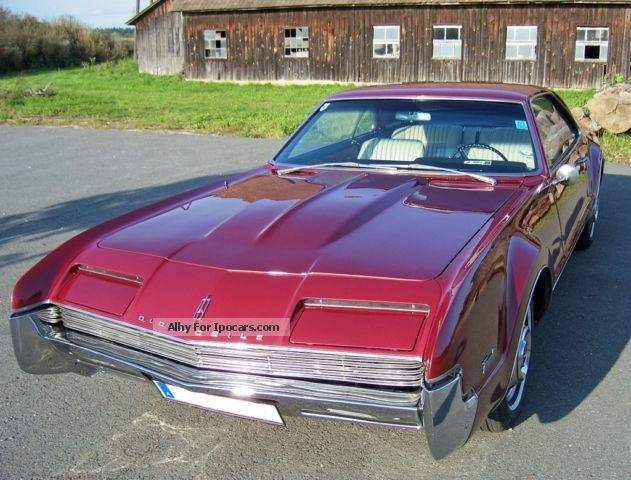 Oldsmobile  Toronado 1966 Vintage, Classic and Old Cars photo