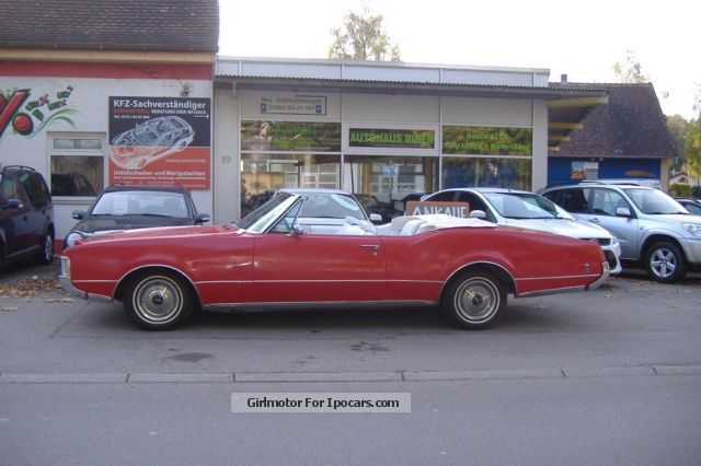 Oldsmobile  Delmont 88 Convertible Convertable 455 cui 1968 Vintage, Classic and Old Cars photo