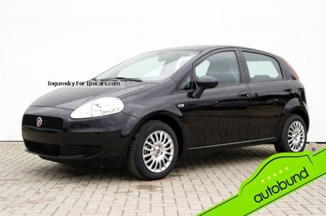 2013 Fiat  Grande Punto 1.2 5tg. Air Saloon Used vehicle photo