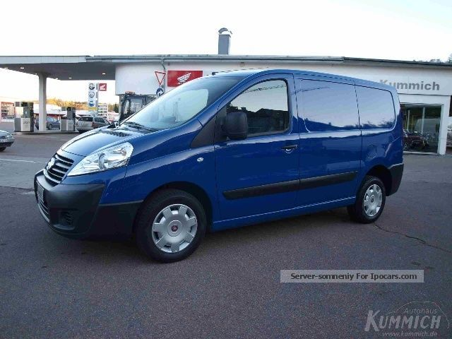 2011 Other  Scudo Van 90 L1H1 Multijet SX 10 Van / Minibus Used vehicle (  Accident-free ) photo