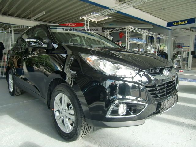 2013 Hyundai  ix35 1.6 Style 2WD Off-road Vehicle/Pickup Truck Pre-Registration (  Accident-free ) photo