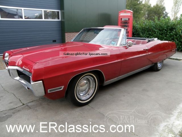 Pontiac  Bonneville 1967 Vintage, Classic and Old Cars photo