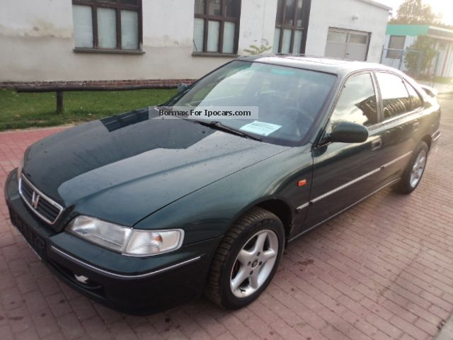 1998 Honda  Accord 1.8i Air, 1.Hand, CAR GARAGE, 137000km Saloon Used vehicle (  Accident-free ) photo