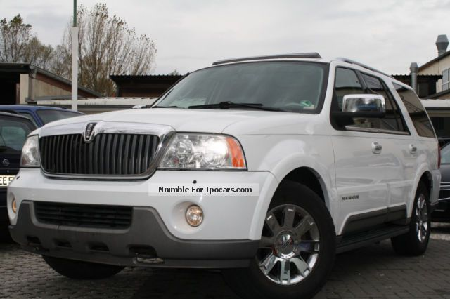 2004 Lincoln  * Leather * xenon Klimaaut. * El.GSD * Temp * AHK * ZV Off-road Vehicle/Pickup Truck Used vehicle(  Accident-free) photo