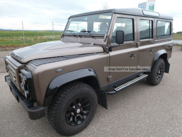 2013 Land Rover  Defender \ Off-road Vehicle/Pickup Truck Used vehicle photo