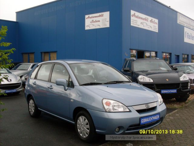 2012 Suzuki  Liana Combi 1.6 Comfort Automatic, Air!! Estate Car Used vehicle (  Accident-free ) photo